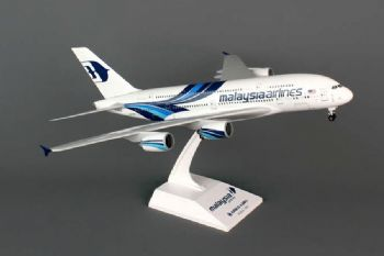 Airbus A380-800 Malaysia Airlines Resin Skymarks Model Scale 1:200 SKR693 E